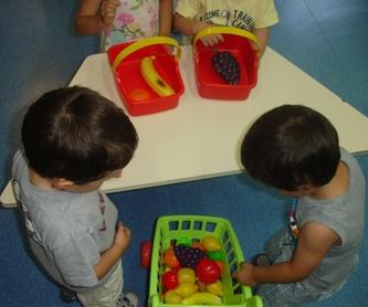 ¿QUÉ APRENDEMOS?: Servicios y Actividades de Escuela Infantil Pippo