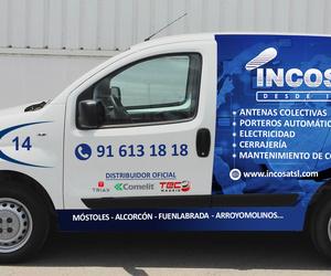 Empresa especializada en el mantenimiento de comunidades, antenas colectivas...