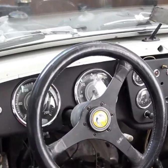 Los primeros coches