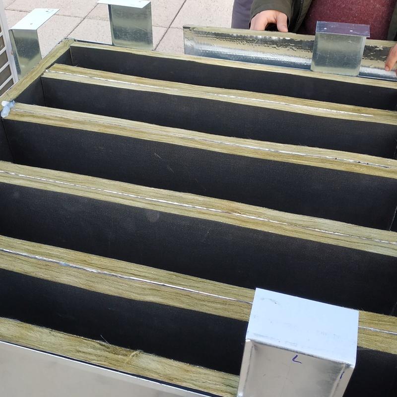 SILENCIADORES Y REJILLAS ACÚSTICAS: Productos y servicios  de Acoustic Drywall