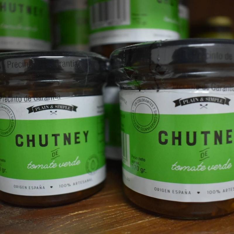 Tienda online: Chutneys y Mermeladas de Plain & Simple