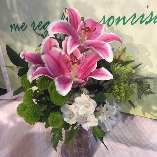 Arte floral en Leganés