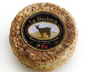 La Yerbera- queso tierno puro de cabra