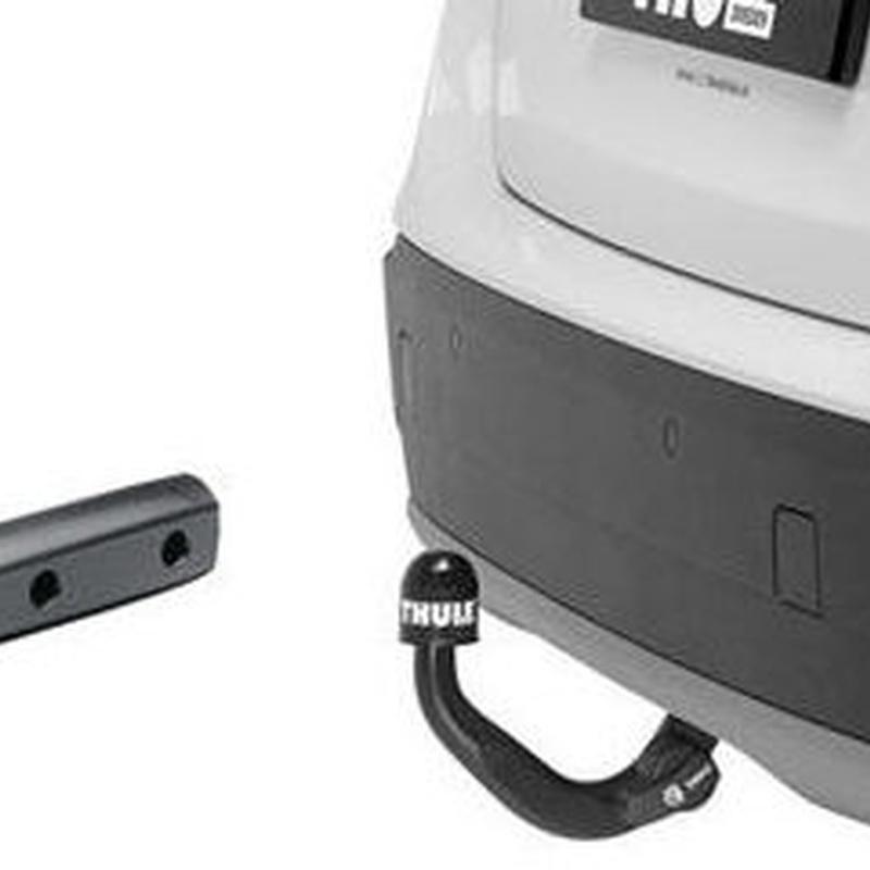 Enganches para remolque, portabicicletas.: Servicios de Media Car