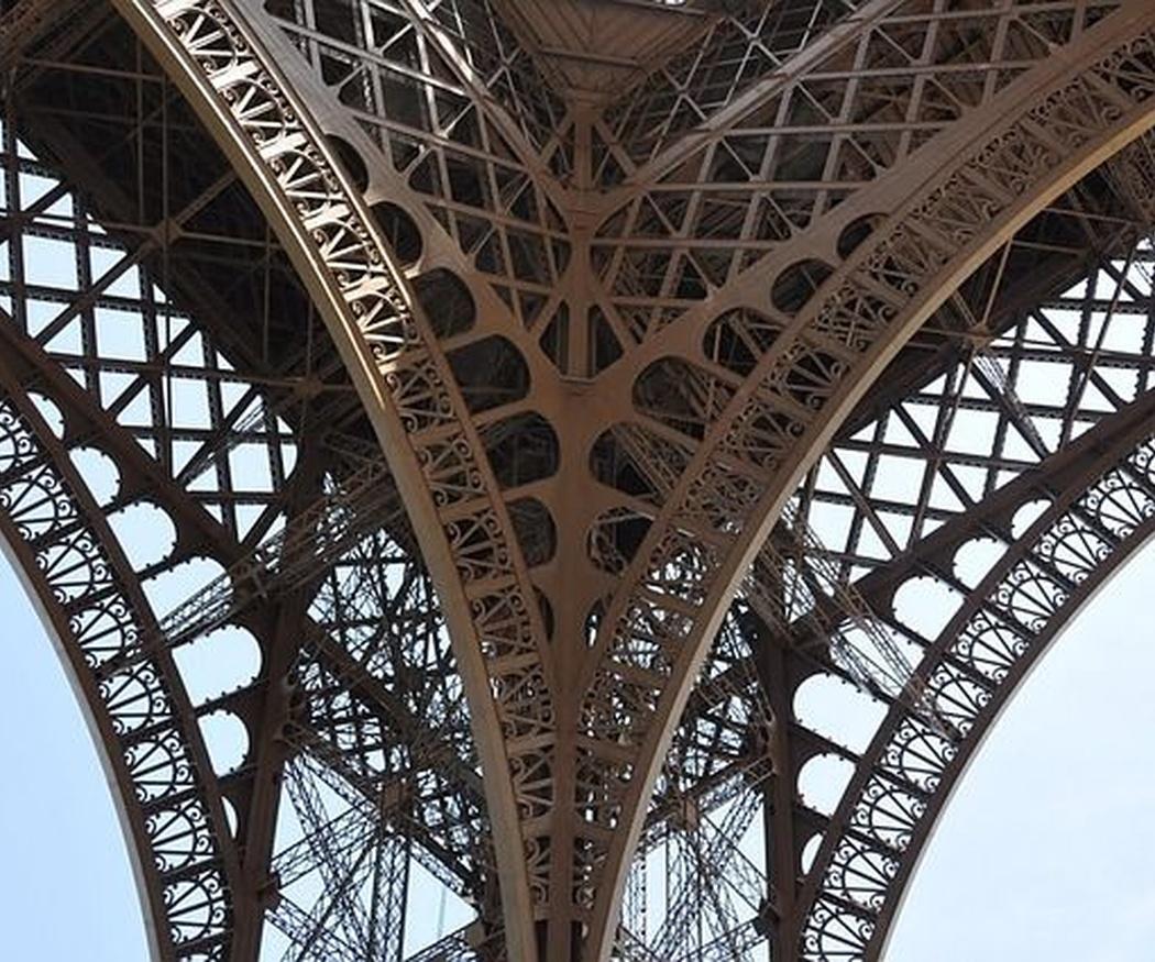 La Torre Eiffel, la estructura de hierro más famosa del mundo