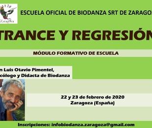 Módulo de Formación 'Trance y Regresión', con Luis Otavio Pimentel