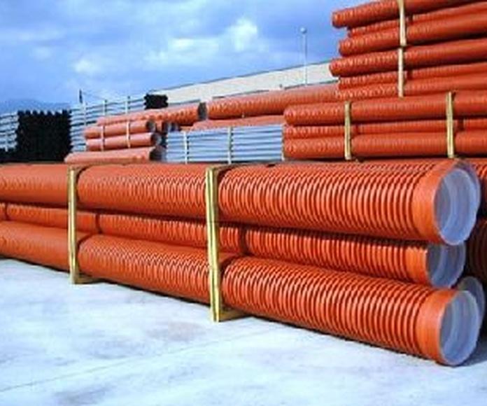 PP saneamiento (UNE EN 13476): Servicios de Plastics Castells, S.A.