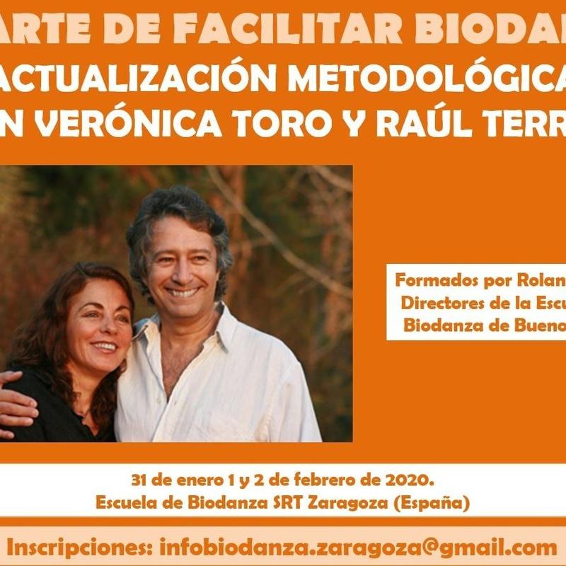 El arte de facilitar. Actualización Metodológica con Verónica Toro y Raúl Terrén