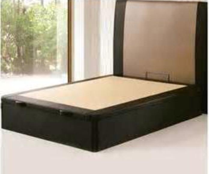 CABEZAL RECTO: Productos de Iberlax. Sistemas de Descanso