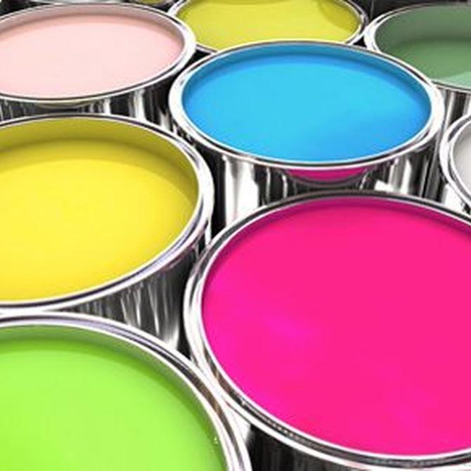 Razones para usar pinturas lacas