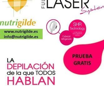 Maquillaje: Servicios de Analia Peluqueras