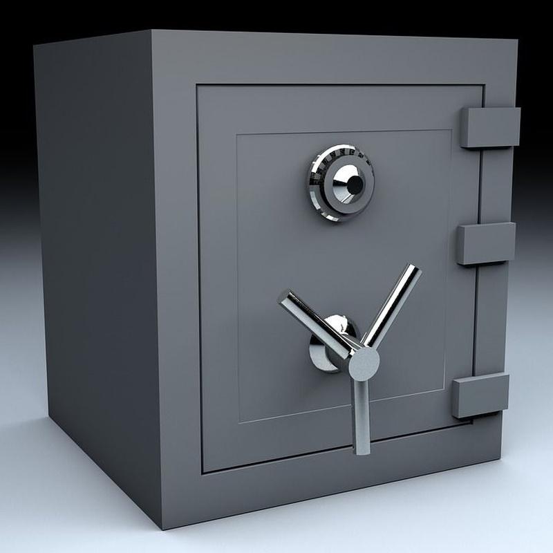 Aperturas de cajas fuertes: Servicios de Ariete Cerrajeros y persianistas