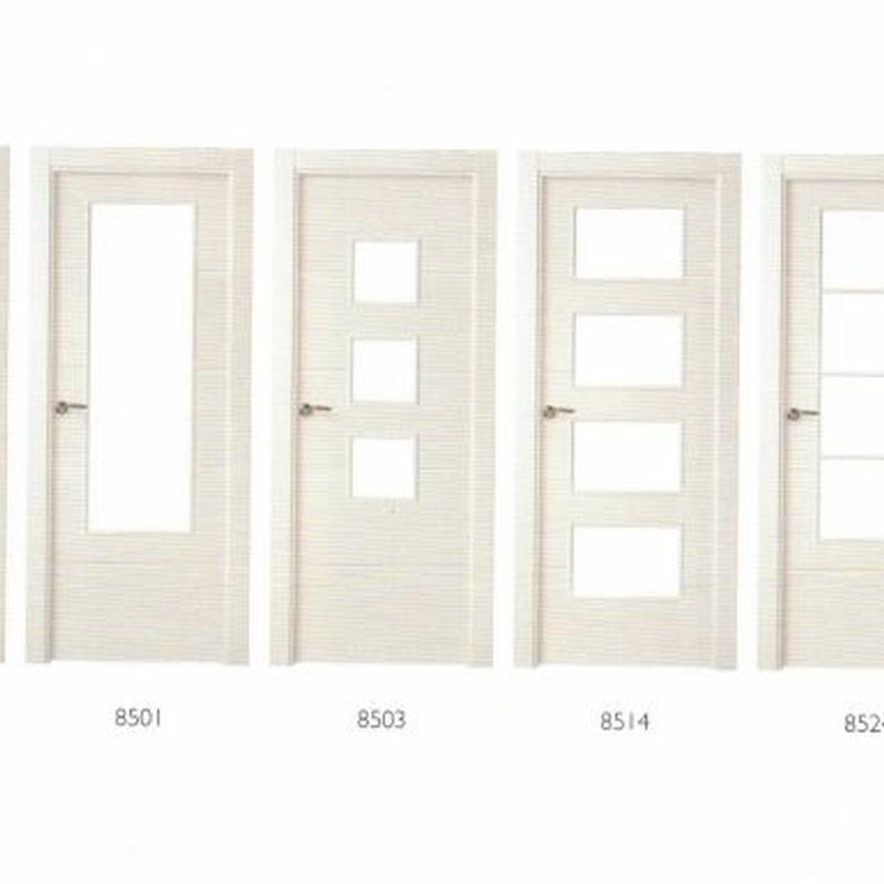 Puertas de Entrada e Interior: Servicios de Carpintería Okila