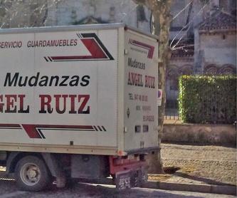 Vaciado de piso: Servicios de Mudanzas Ángel Ruiz
