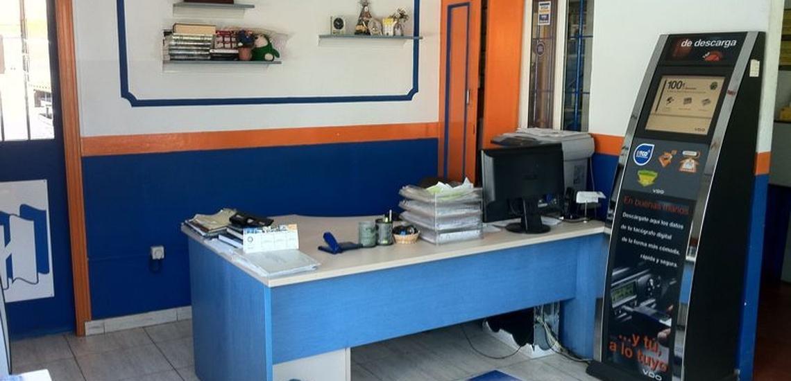 Venta e instalación de tacógrafos en Guadix