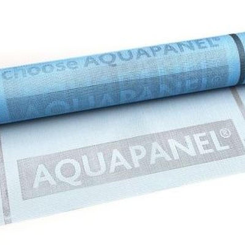 Malla superficial Aquapanel Outdoor/ Indoor