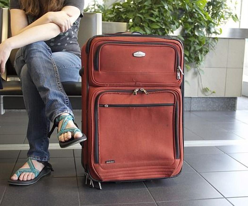 Un vuelo siempre empieza antes de llegar al aeropuerto