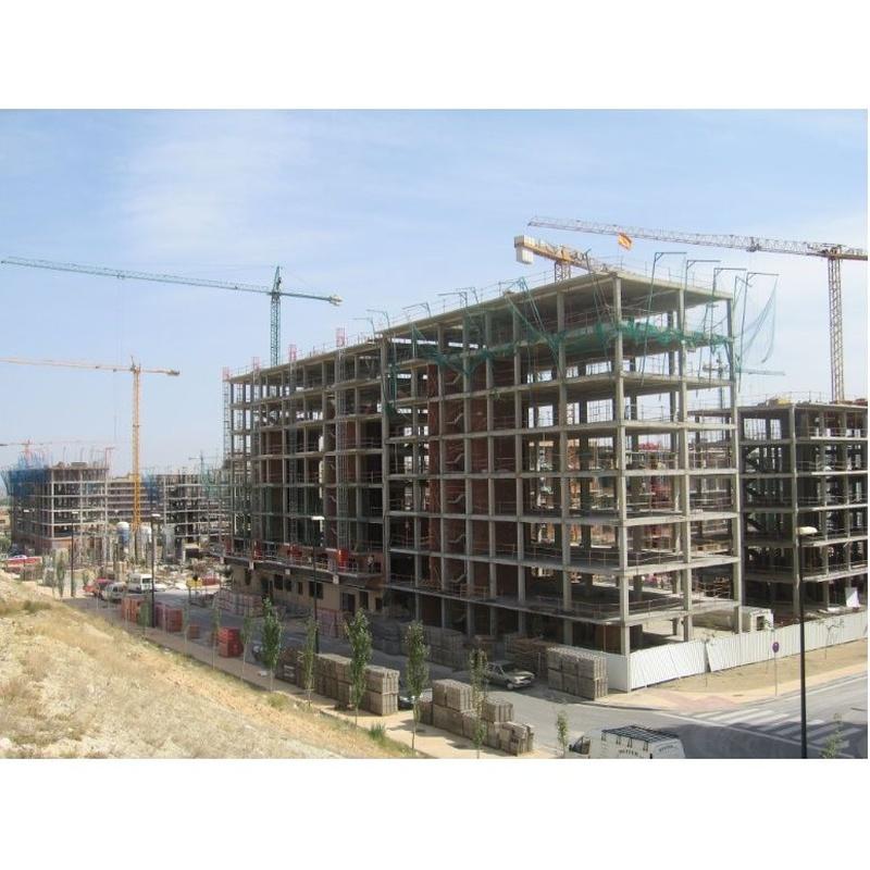 Estructuras de hormigón: Servicios de Construcciones J. Ares López