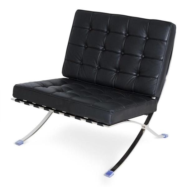 Variedades de sillones. Sillón Barcelona 1 Plaza negro: Productos de Constan