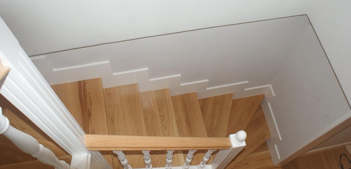 Escaleras de madera en Arroyomolinos personalizada