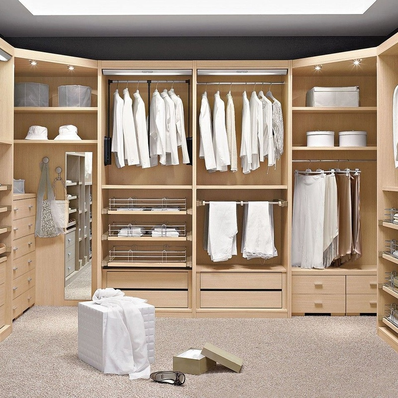 Armario vestidor