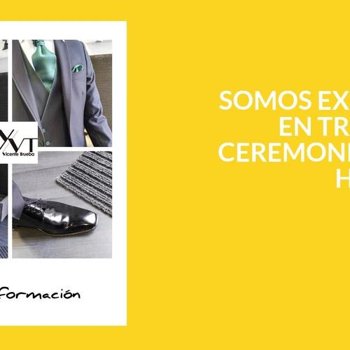 Trajes de ceremonia Santander | YVT Moda