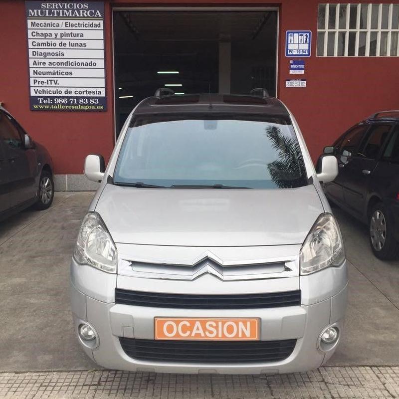 Citroën Berlingo 1.6HDI 109CV: Vehículos de ocasión de OCASIÓN A LAGOA