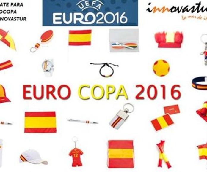 Todo lo que buscas para la EURO 2016 en Asturias