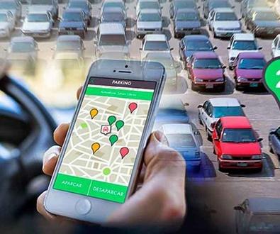 Wazypark. La app para encontrar aparcamiento a la primera