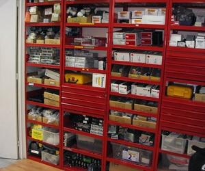 Almacén de productos de nuestra tienda