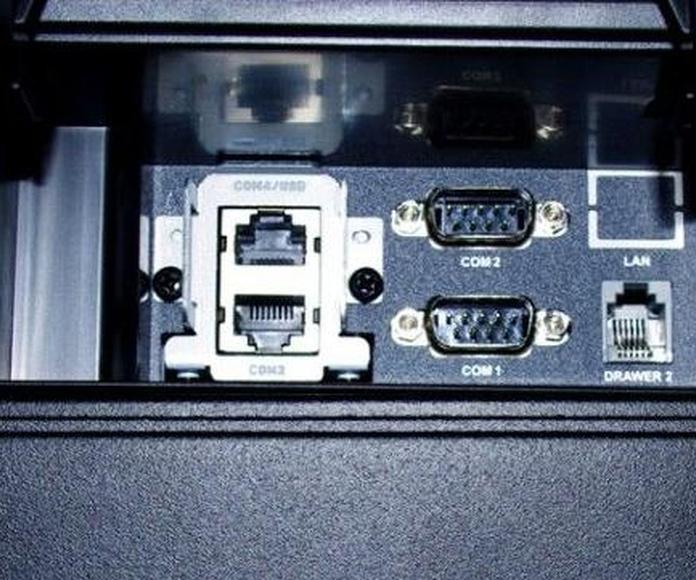 ECR SAM4S ER-945: Productos y Servicios de Inosca