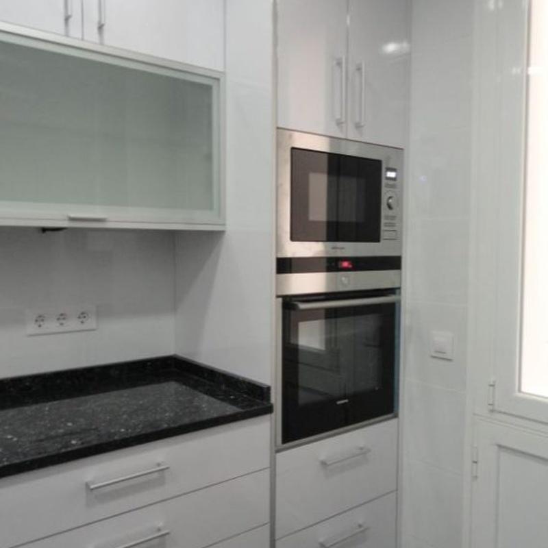 Electrodomésticos: Productos y servicios de Pascual Electrodomésticos, S.L.