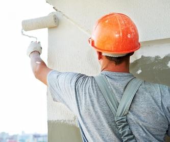 Rehabilitación de fachadas: Servicios de Integrals Herrera