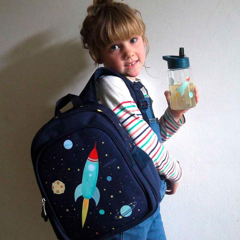 Mochila Espacio A Little Lovely Company: Productos de Mister Baby