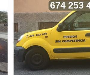 JJ Desatascos en Las Palmas. Empresa de desatascos en las palmas.