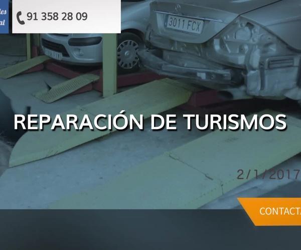 Taller de coches en Fuencarral, Madrid | Automóviles Fuencarral
