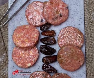 Hamburguesas y mini-hamburguesas