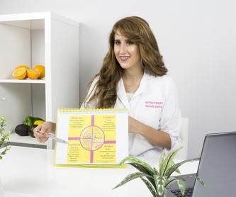Alimentación vegetariana y vegana: Servicios y Talleres de Melody García Nutrición