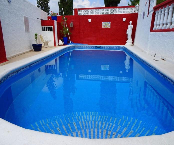 HOUSE URB. EL CAPRICHO/ALMUÑECAR/REAL ESTATE SEVEN
