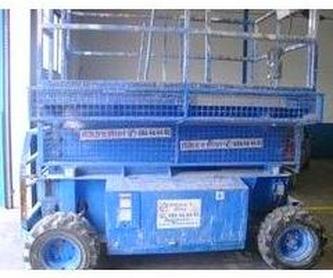 Carretilla elevadora Diesel: Maquinaria alquiler y venta de Alkira Alor