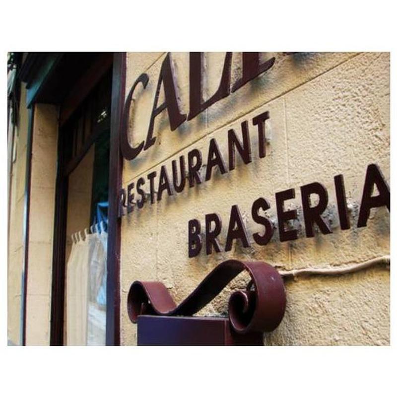 Cavas: La carta de Restaurant Brasería El Caliu