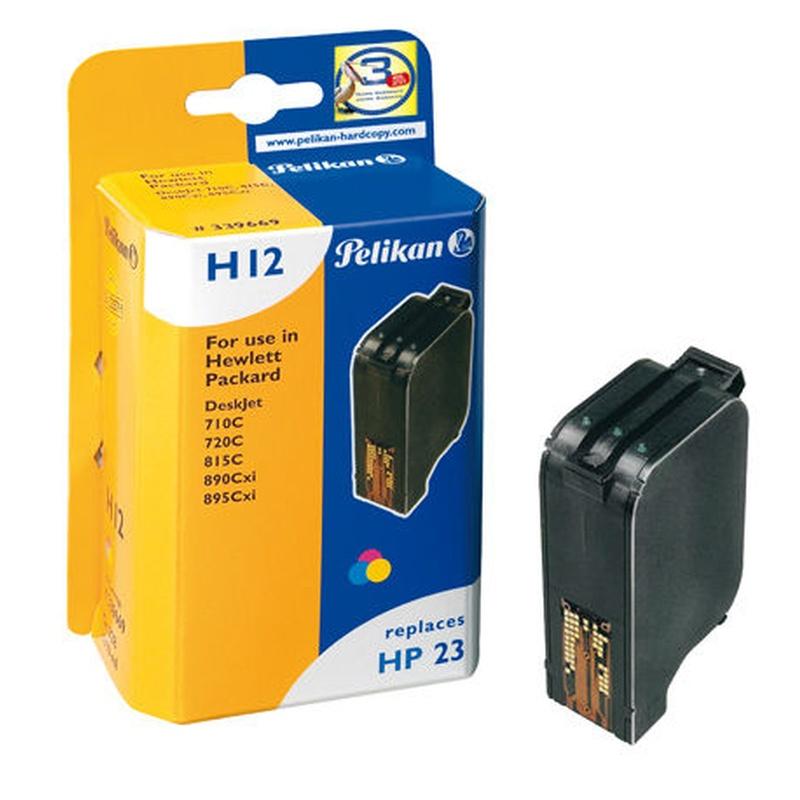Cartucho HP23 PELIKAN Gr.928