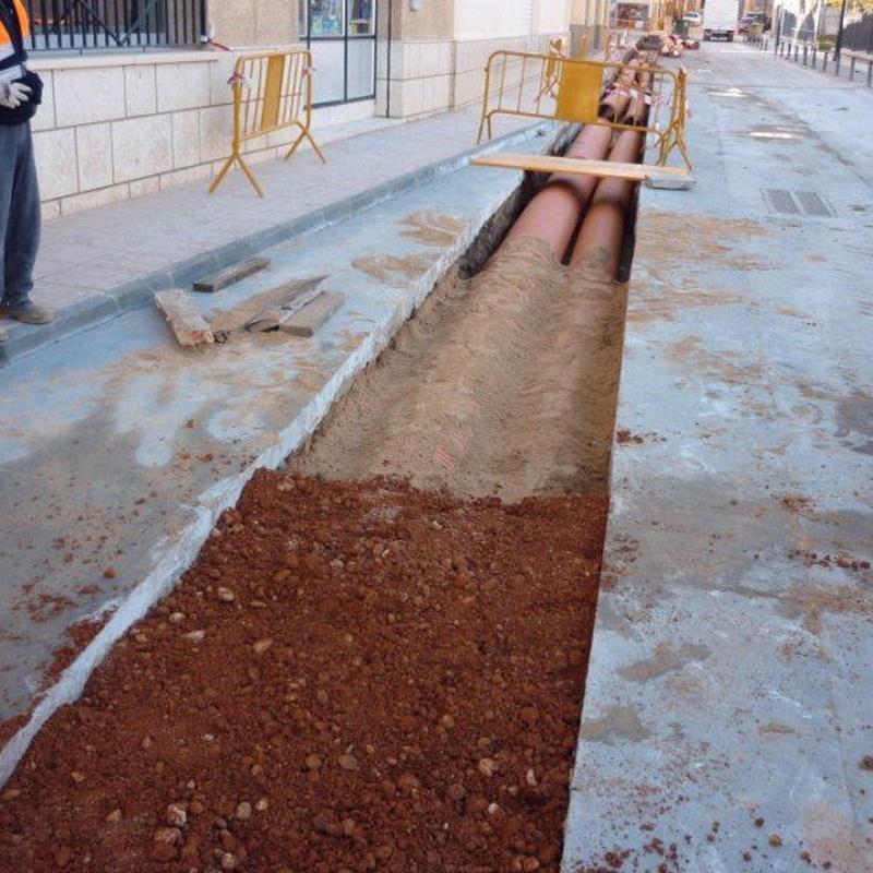 Construcción de obra civil y servicio a promotoras: Servicios de Construcciones Mopar de Iniesta
