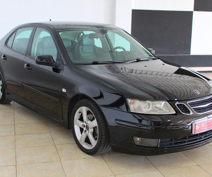 Saab 9-3 2.0T Vector: Nuestros Vehículos de Activa Motors