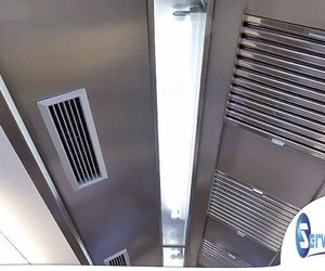 Sistemas de extracción de humos Lleida