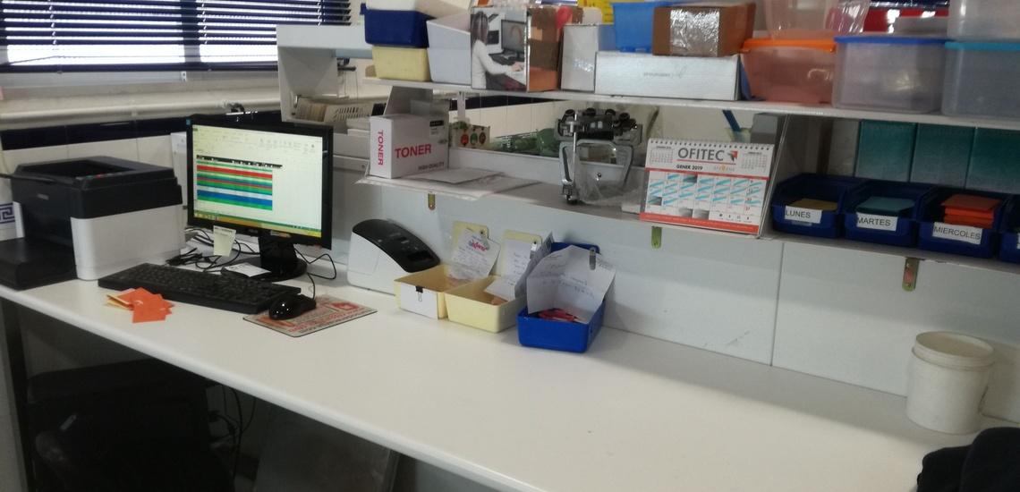 Laboratorio de prótesis dentales en Valencia, Xanfra Centro Odontotécnico