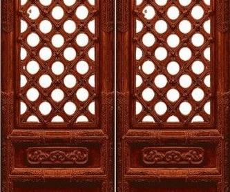 Puertas Roble Lisa: Carpintería en Cuenca de Carpintería Julián Martínez