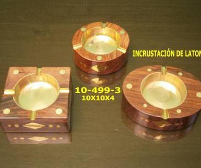 Stock: Productos y materias primas de Estilo 2 Bambú, S.L.