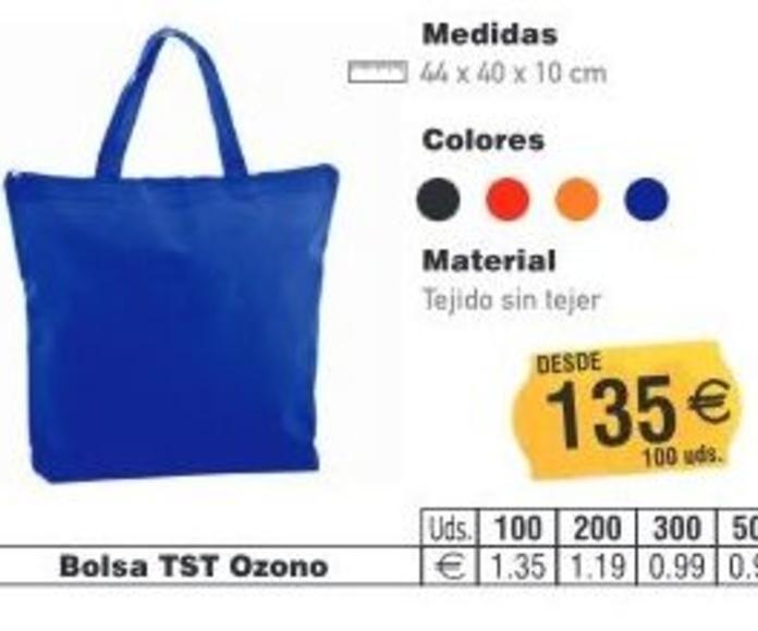 BOLSAS TST OZONO 44x40x10CMS: TIENDA ON LINE de Seriprint Serigrafia