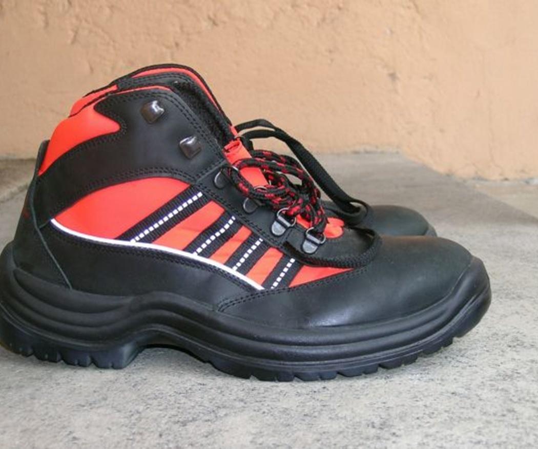 Características del calzado de seguridad